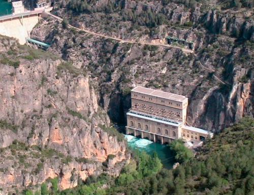 Central hidroelèctrica de Camarasa